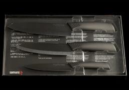 набор из трех керамических ножей Samura Eco-Ceramic SKC-003B
